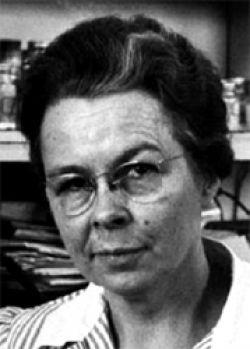 Blodgett Katharine Burr 1898 1979 Cientifica Estadounidense Inventora Del Cristal No Reflectante Nacio En Schenectady Nueva York
